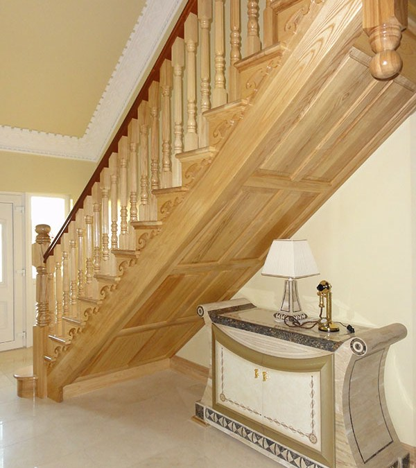 Ash Stairs 122