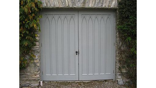 Garage Door 129