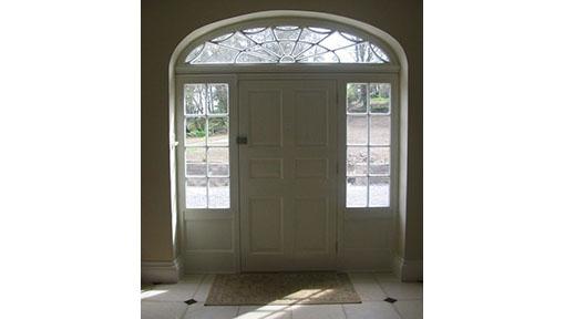 Georgian Door 144