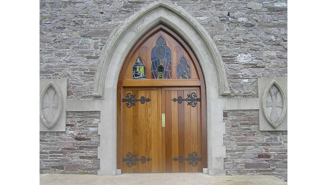Gothic Door 105