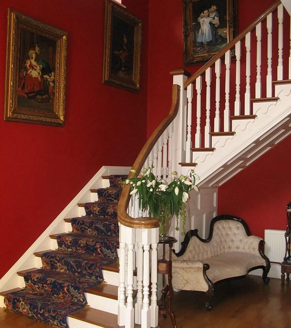 Georgian Stairs 103