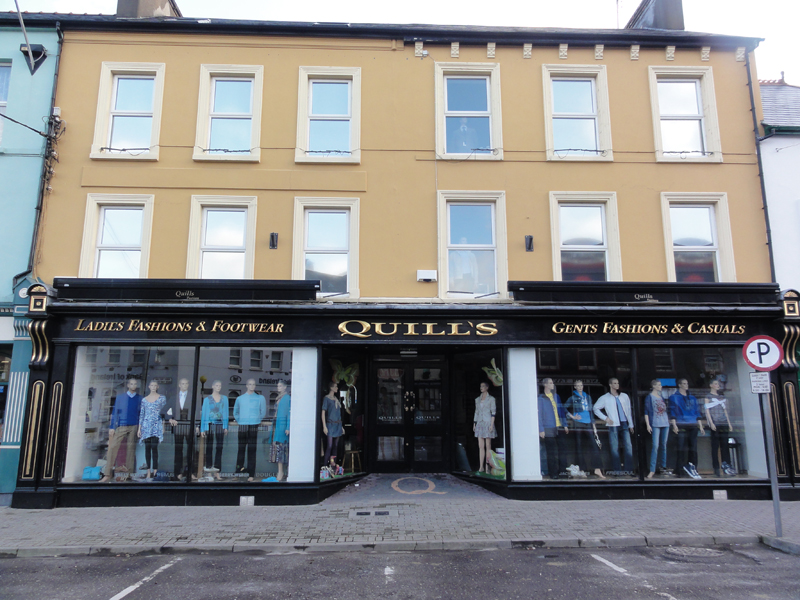 Bantry shop front  101