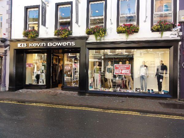 Bandon shop front  103