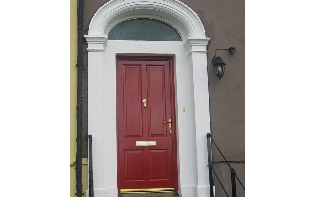 Victiorian Door 118
