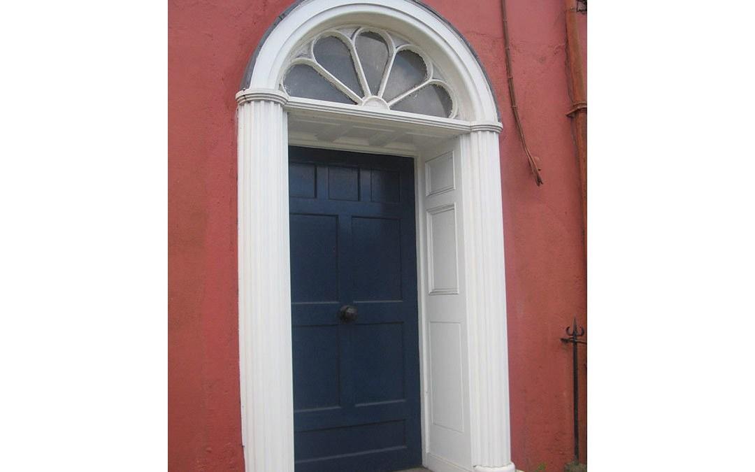 Victiorian Door 119