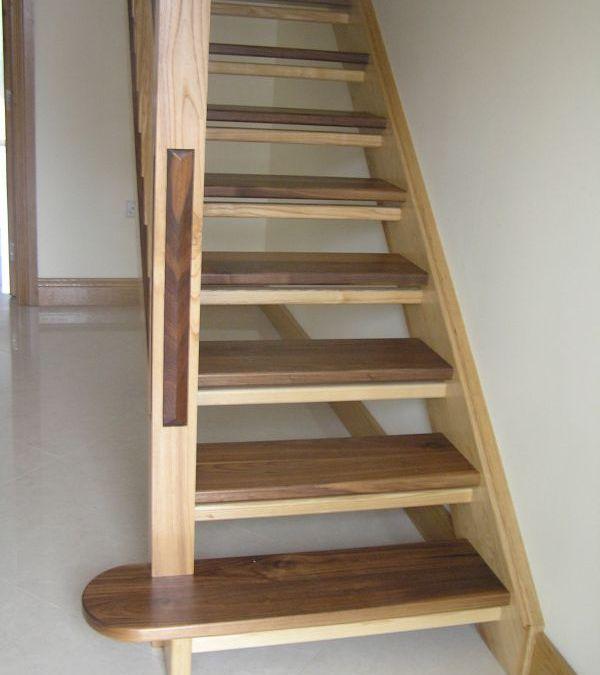 Ashwalnut Stairs 140