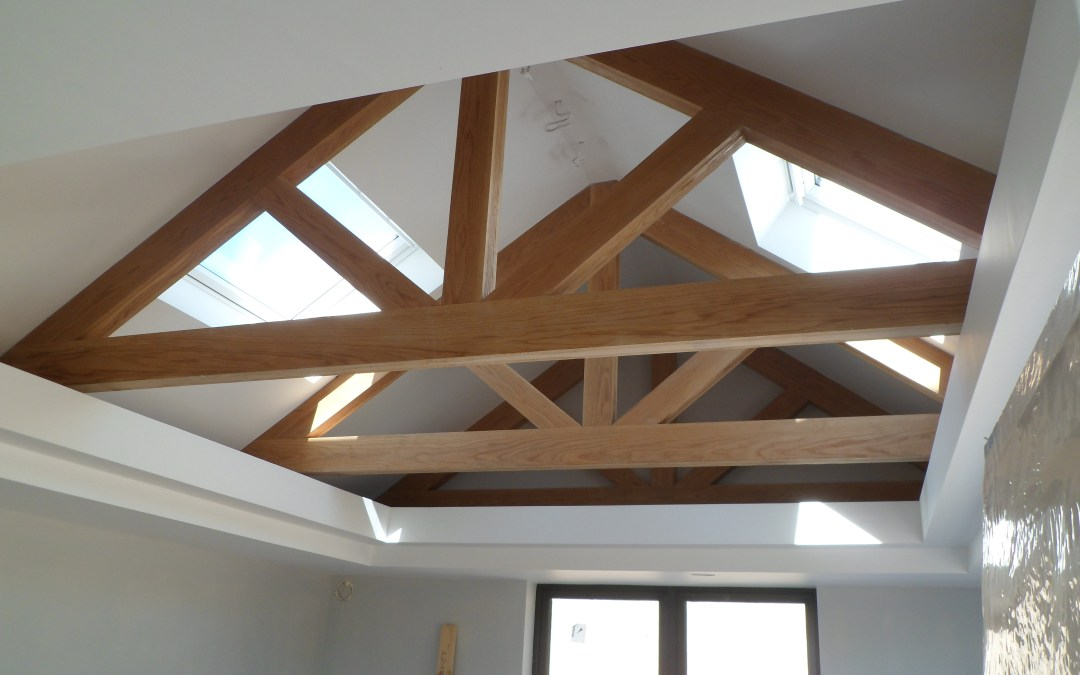 Roof Trusses 105