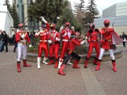 Who is The Sixth Power Ranger?