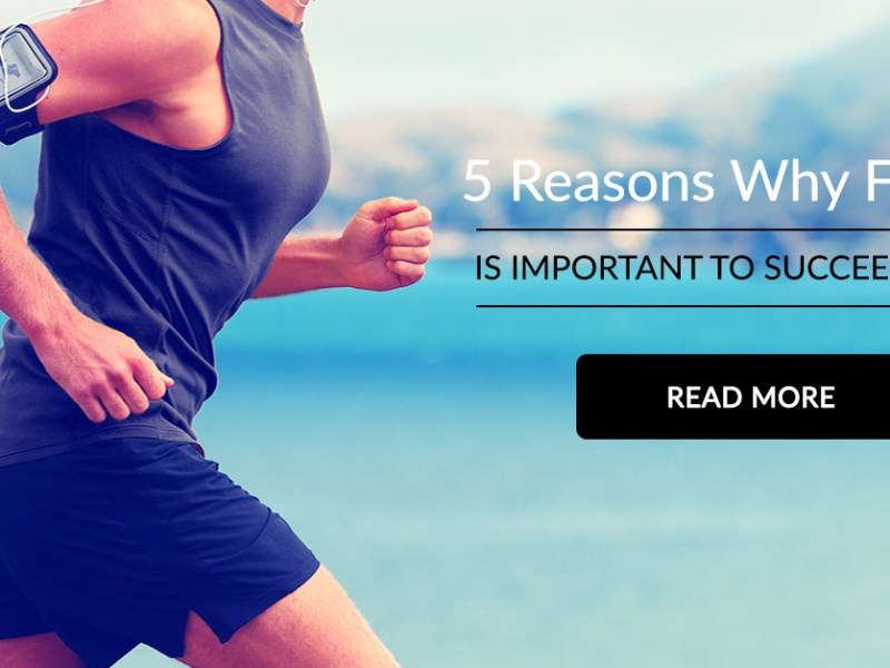 5 Reasons Why Fitness Is Important To Succeed In Life Ballistix Crossfit Somerset Wes
