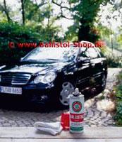 Ballistol und Fahrzeuge