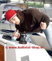 Ballistol und Schiffe