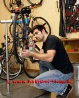 Ballistol und Fahrradpflege