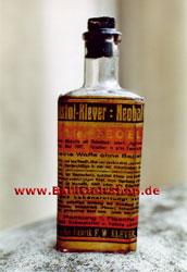 Ballistol Originalflasche von 1925