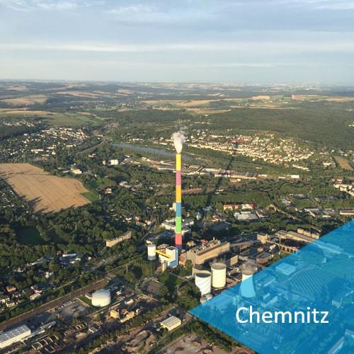 Ballonfahrten in Chemnitz und Umgebung