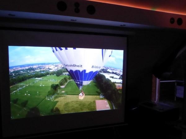 Ballonkino Kesselsdorf. Umfassende Informationnen zum Thema Ballon fahren, Ronny Lorenz, Ballonfahrt Sachsen