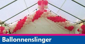 ballonnendecoratie ballonnenslinger