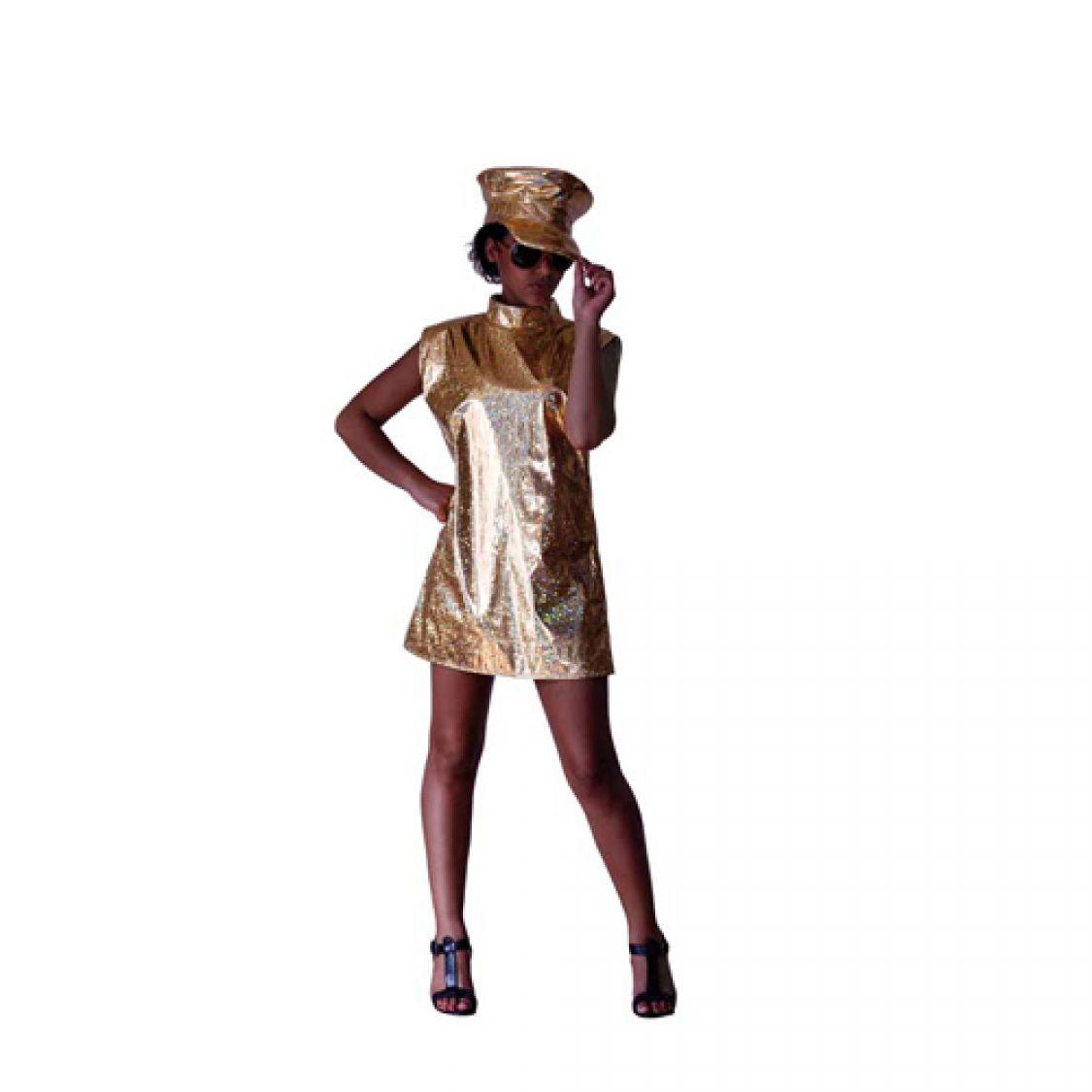 Dguisement Disco Femme Robe 70