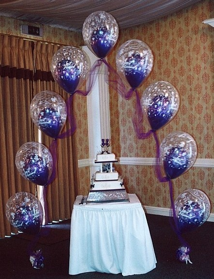 Wedding Balloons Decoration Party Favors Ideas