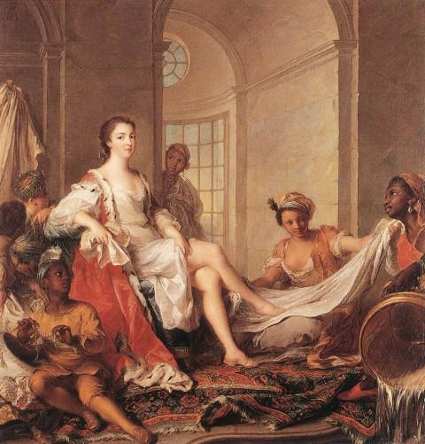 Mademoiselle_de_Clermont_en_Sultane