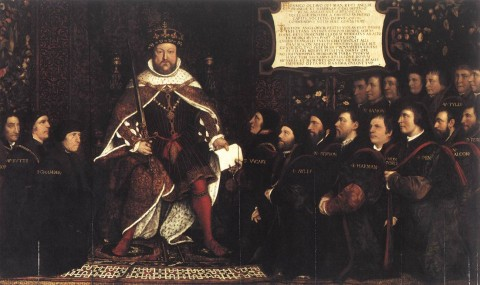Hans_Holbein_d._J._-_Henry_VIII_and_the_Barber_Surgeons_-_WGA11566