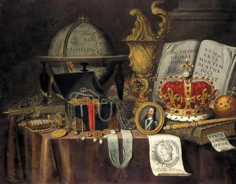 Collier,_Evert_-_Vanitas_Still-Life_-_1705