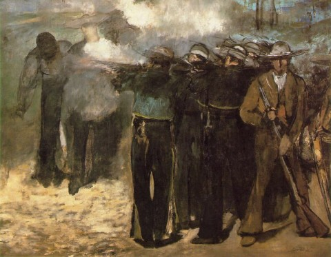 Manet,_Edouard_-_The_Execution_of_Emperor_Maximilian,_1867
