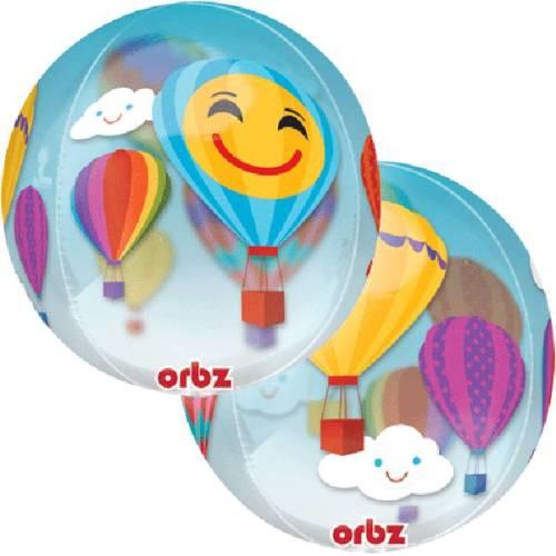 Μπαλόνι ORBZ με αερόστατα