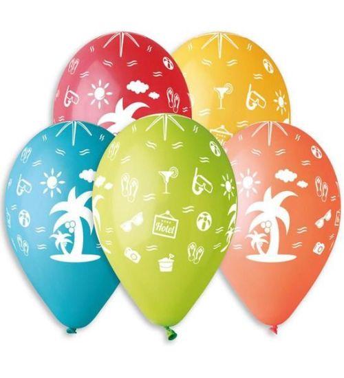Μπαλόνι τυπωμένο Διακοπές