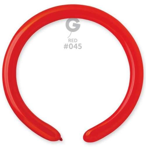 Μπαλόνι κατασκευής μακρόστενο 260 κόκκινο