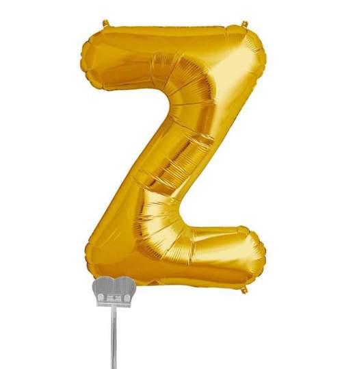 Μπαλονι 40 εκ Χρυσό Γράμμα Z
