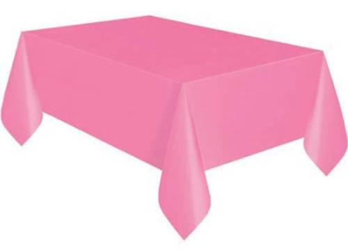 Χάρτινο Τραπεζομάντηλο Ροζ