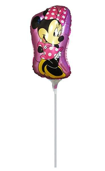 Μικρό μπαλονάκι με καλαμάκι Minnie Mouse