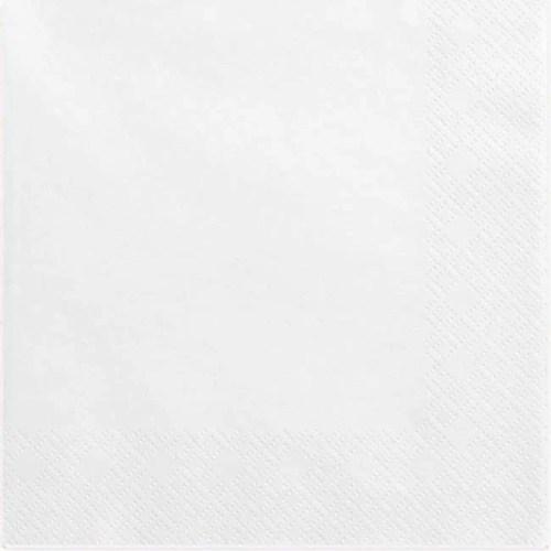 Λευκέςχαρτοπετσέτες (20 τεμ)