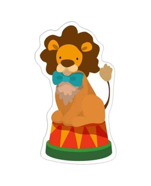 Διακοσμητική φιγούρα Circus λιοντάρι