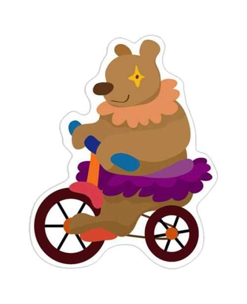 Διακοσμητική φιγούρα Circus αρκούδα