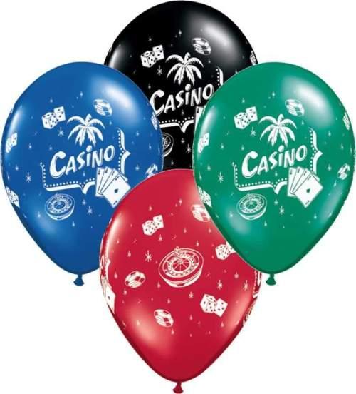 Μπαλόνι τυπωμένο Casino