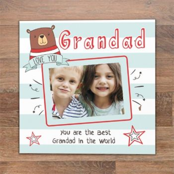 Personlaised Grandad Fathers Day Cards