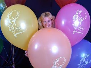 tilly balloon fetish