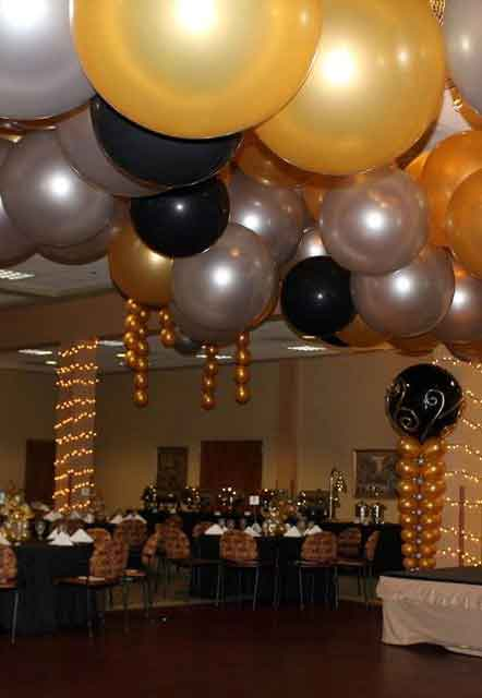 Elegance In Balloon Decoration Parties Amp Events Balloon Glam