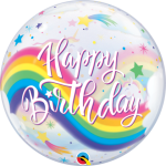 Bubble, Crystal Clearz, Bobo, and Aqua Balloons