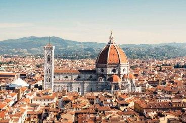 Volo in mongolfiera esclusivo su Firenze