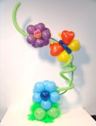 balloon-flower-centerpiece