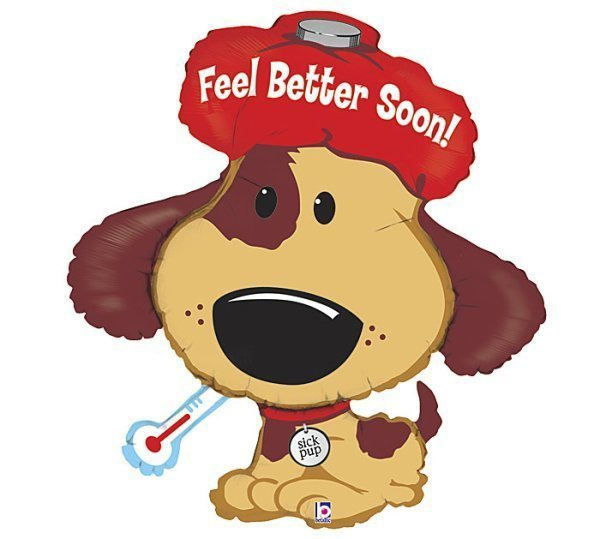 Snoopy Get Well Soon