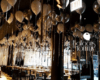 Balloon ceiling fill at STK Chicago NYE 2017 - Balloons by Tommy