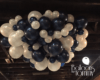 Balloons by Tommy - Navy White