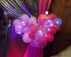 Pink Ombre Mitzvah - Balloons by Tommy
