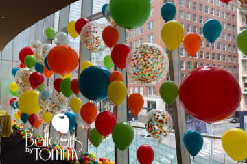 Balloons by Tommy - Dr Seuss Mitzvah 2018