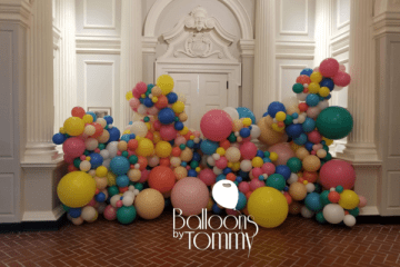 Balloons by Tommy - MPI 2018