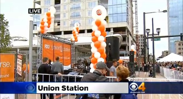 Union Station Grand Reopening