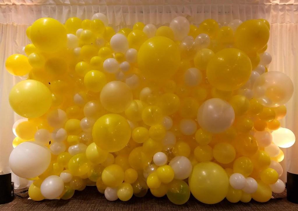 Fantastic Balloon Grid For Balloon Wall Decoration Photos - Wall Art ...